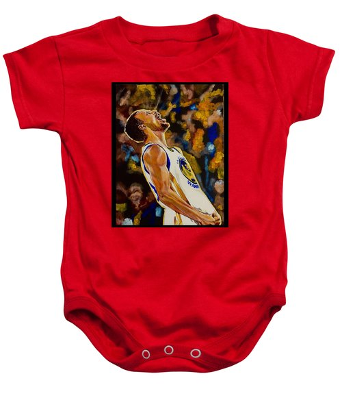 Thrill Of Victory Baby Onesie