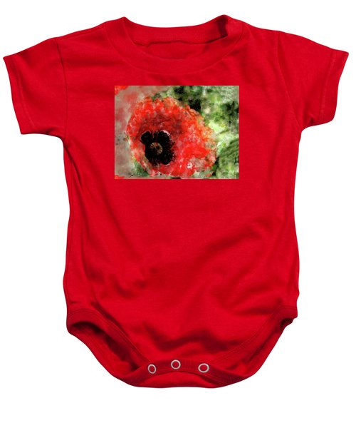 Till The End Of Spring... Baby Onesie