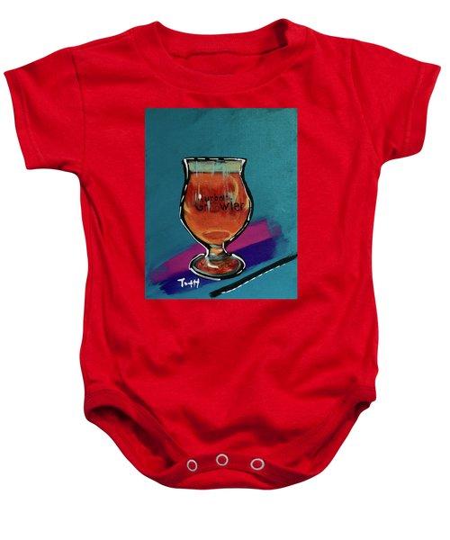 Urban Growler Baby Onesie