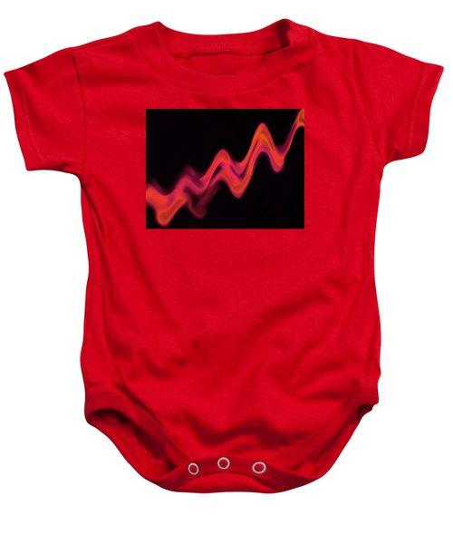 Wave Baby Onesie