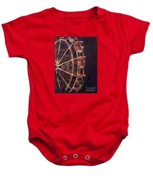 Wheel Baby Onesie