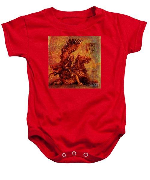 Winged Hussar 2016 Baby Onesie