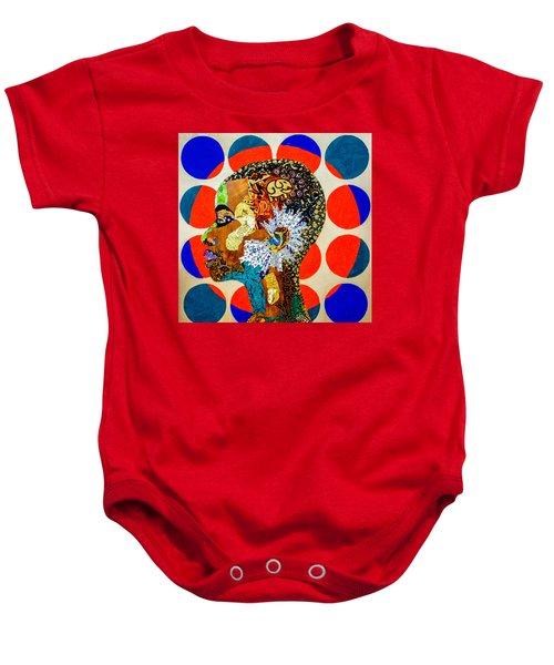Without Question - Danai Gurira II Baby Onesie