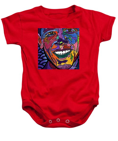 Yes We Can Obama Baby Onesie
