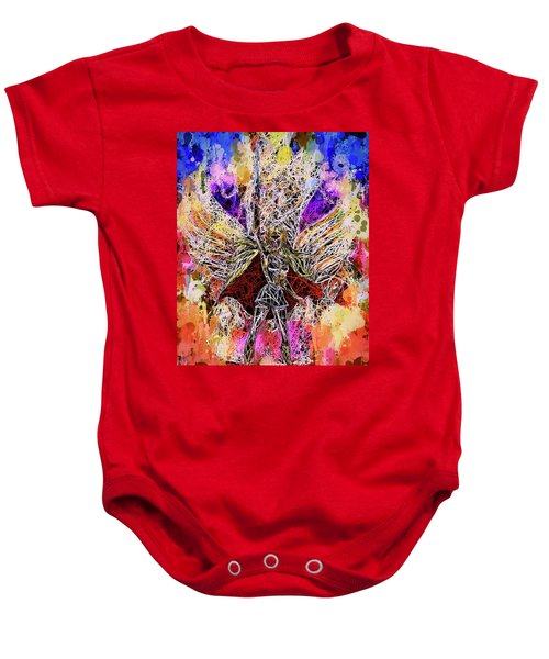 She - Ra Princess Of Power Baby Onesie