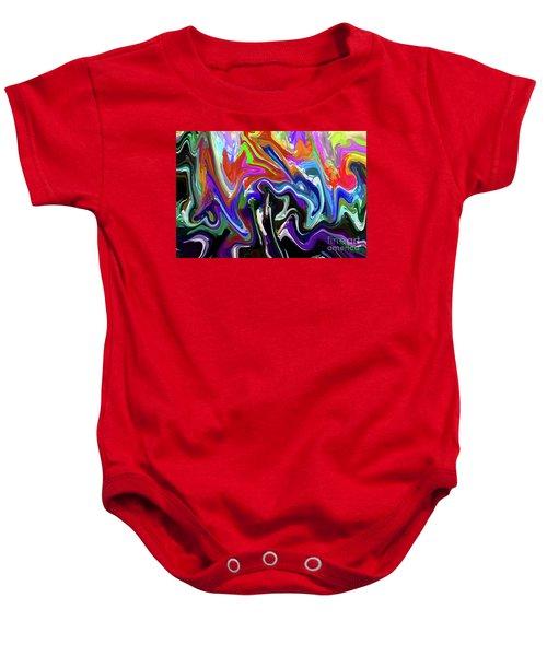 10-1-2008abcdefghij Baby Onesie