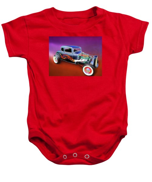 1932 Ford Roadster Baby Onesie