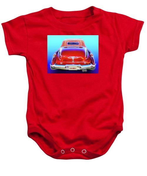 1949 Buick Cruiser Baby Onesie