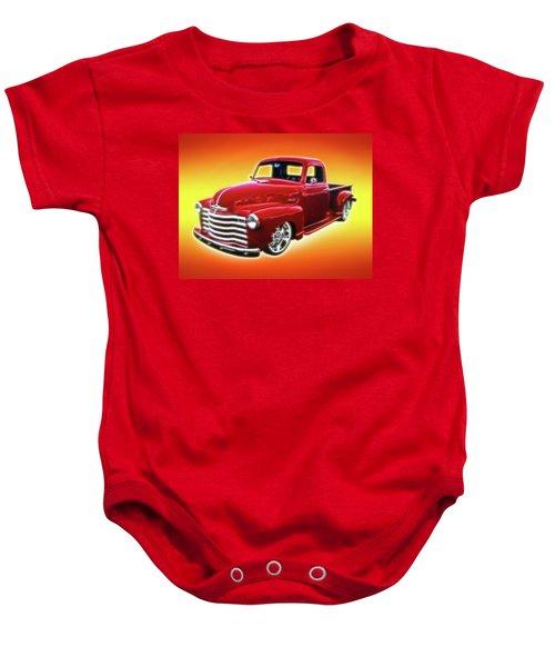 19948 Chevy Truck Baby Onesie