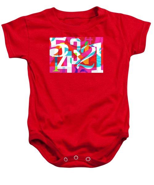 54321 Baby Onesie
