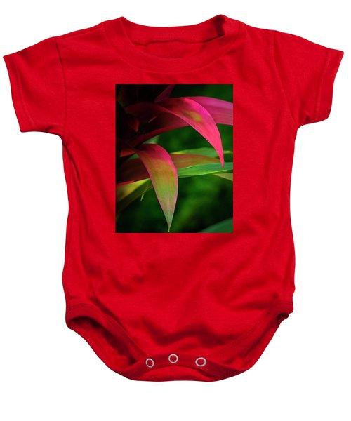 Bromelia Baby Onesie