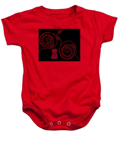 Chancla Baby Onesie