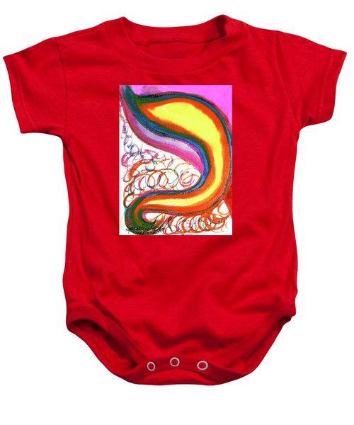 Cosmic Caf Ca4 Baby Onesie