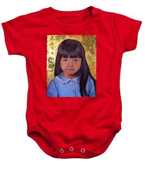 Determination Baby Onesie