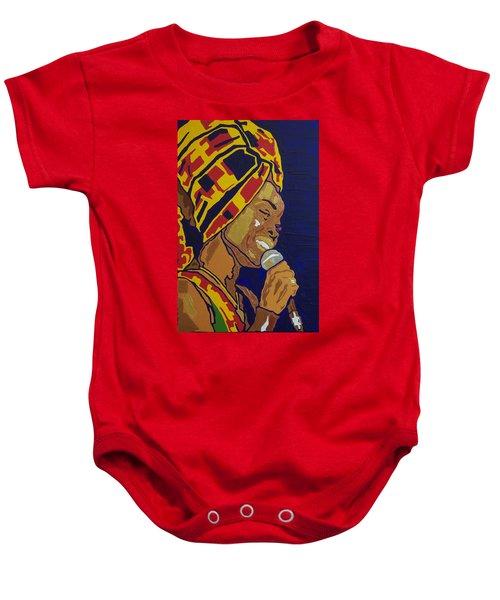 Erykah Badu Baby Onesie