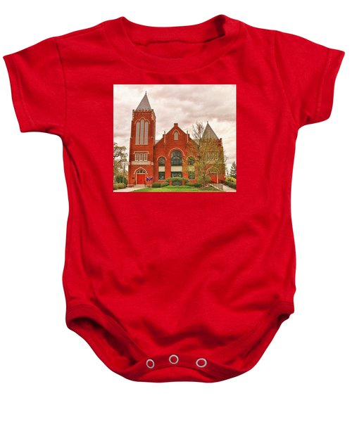 Farmville United Methodist Church Farmville Virginia Baby Onesie