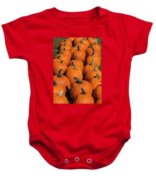 Halloween Harvest Baby Onesie