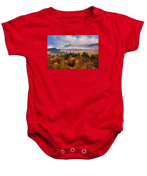 Land Of Illusion Baby Onesie