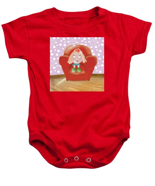 Little Ms Baby Onesie