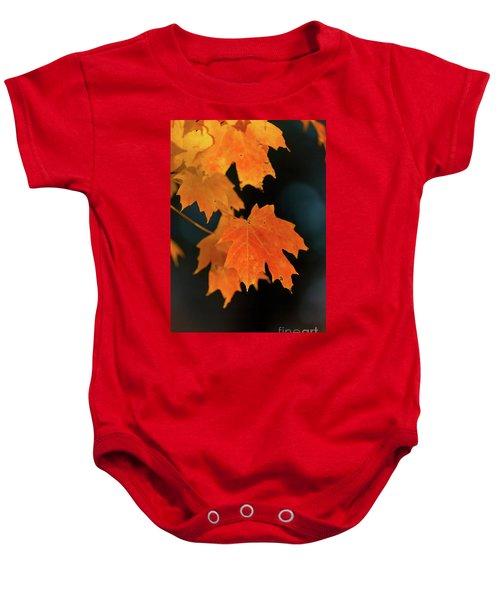 Maple-1 Baby Onesie