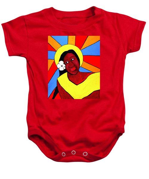 Native Queen Baby Onesie