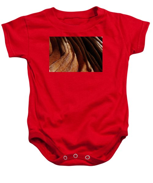 Natural Canyons Baby Onesie