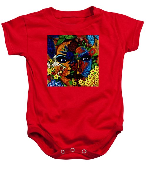 Out Of This World Baby Onesie