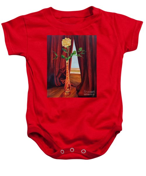 Sweetheart Day's Rose Baby Onesie