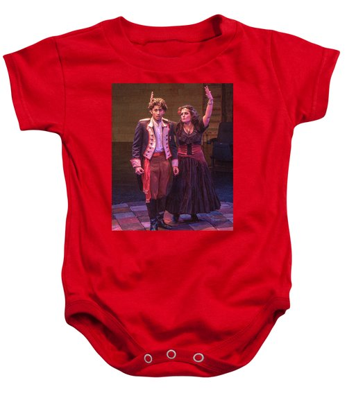 The Bad Brother And The Gypsy Baby Onesie