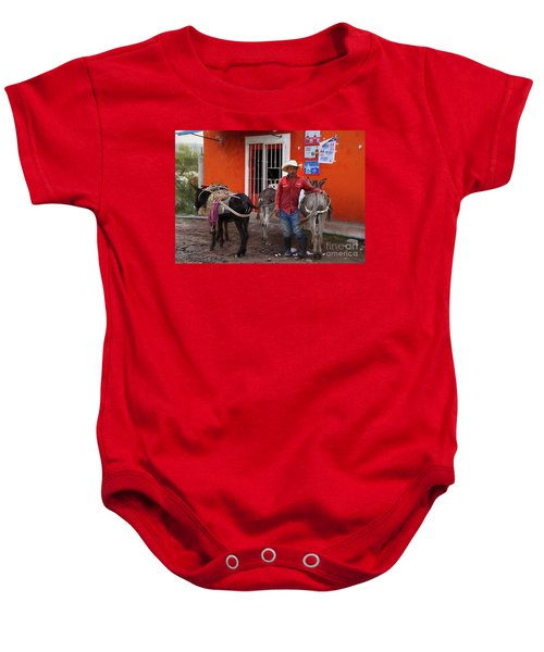 The Store Baby Onesie