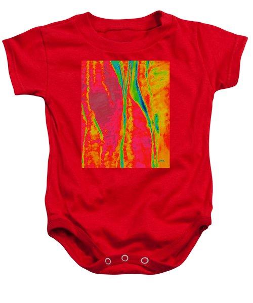Uluru  Magic   Baby Onesie