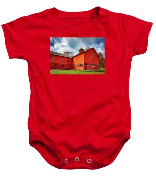 William Cullen Bryant Barn 2 Baby Onesie