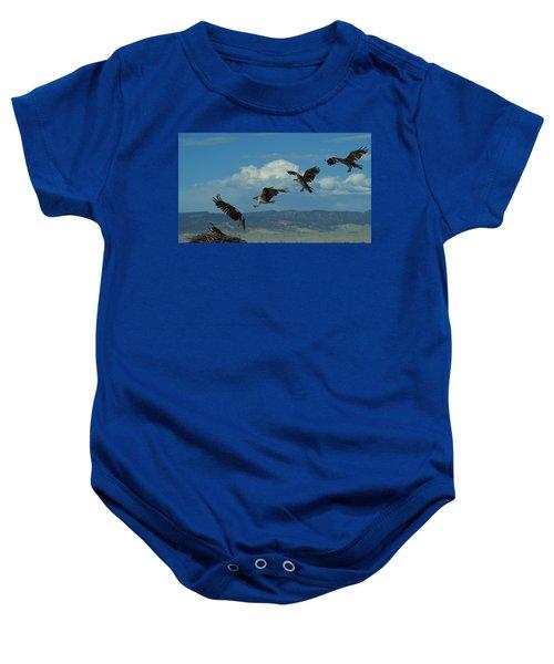 Landing Pattern Of The Osprey Baby Onesie