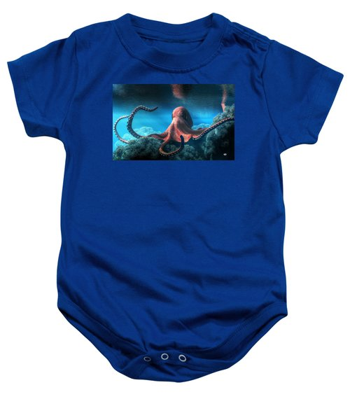 Octopus Baby Onesie