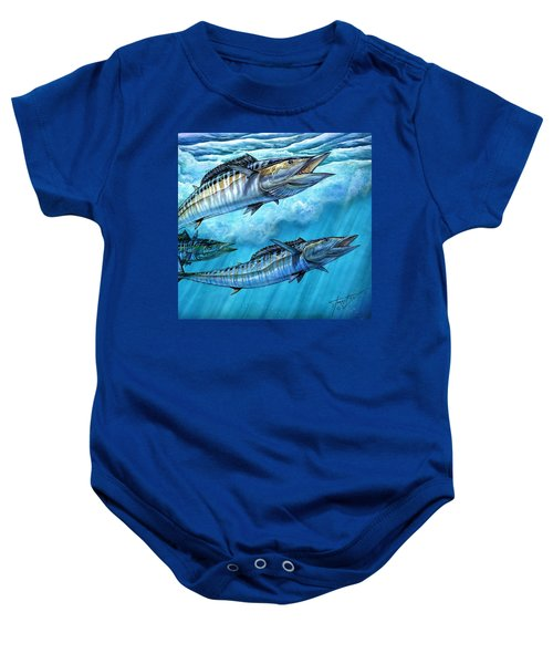 Wahoo In Freedom Baby Onesie