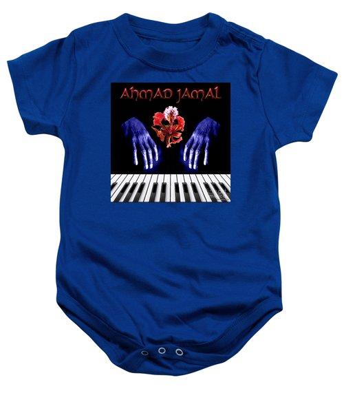 Ahmad Jamal Baby Onesie