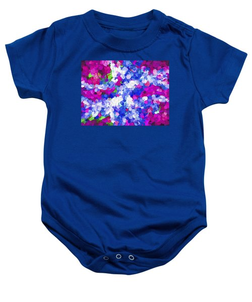 Abstract Artwork 02 Baby Onesie