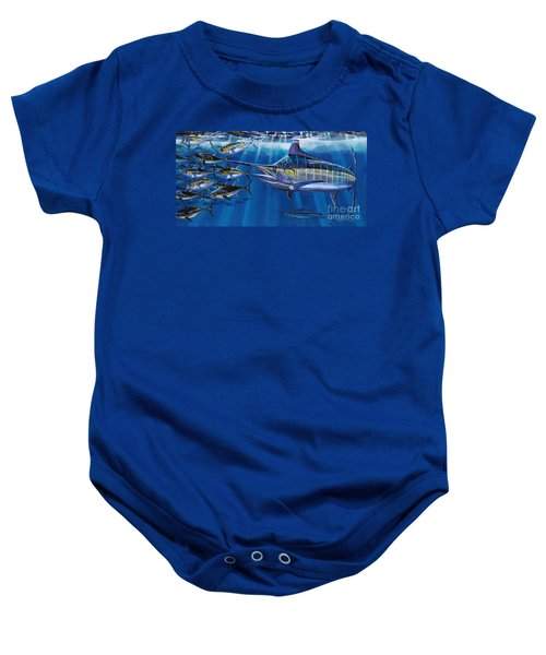 Agressor Off00140 Baby Onesie