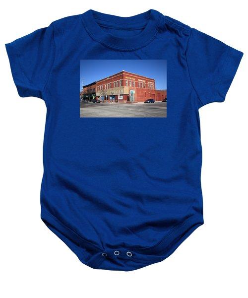 Alpena Michigan - Thunder Bay Theatre Baby Onesie