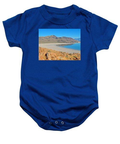 Antelope Island Baby Onesie