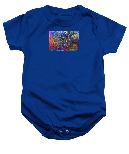 Baby Onesie featuring the photograph Carnival by Nareeta Martin