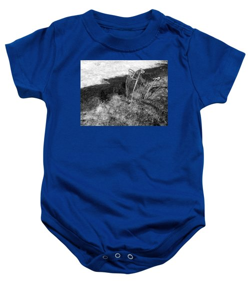 Cart Art No. 9 Baby Onesie