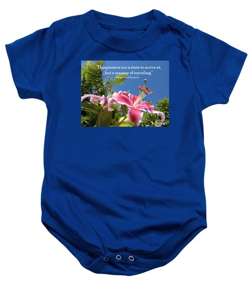 Choose Your Quote Choose Your Picture 16 Baby Onesie