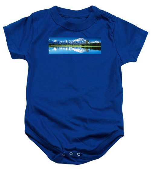 Denali National Park Ak Usa Baby Onesie