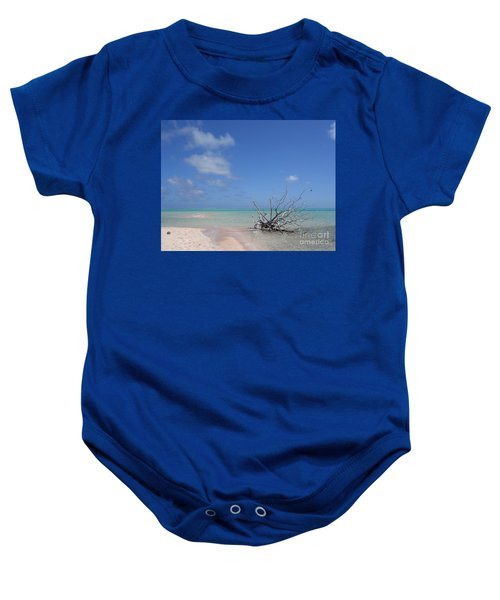 Dream Atoll  Baby Onesie