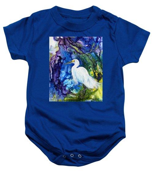 Everglades Fantasy Baby Onesie