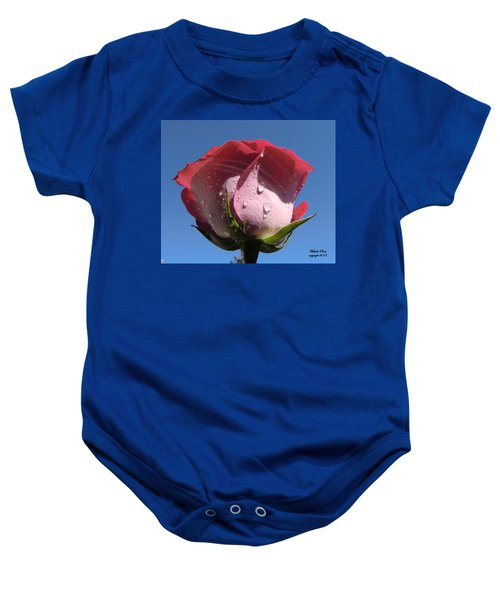 Excellence Centered  Baby Onesie