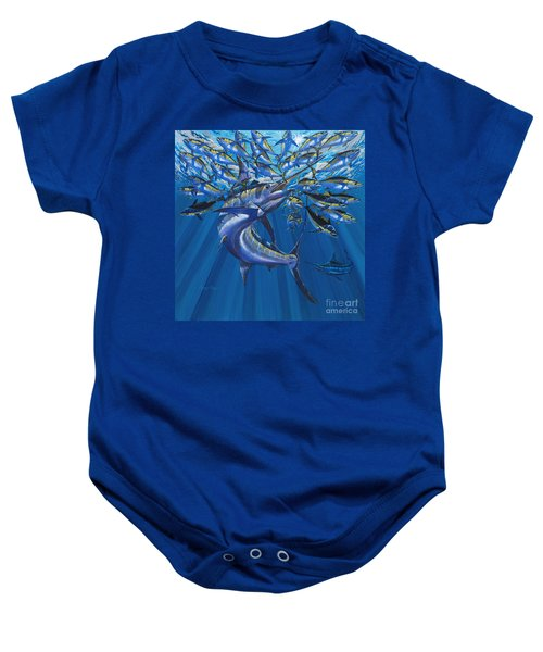 Intruder Off003 Baby Onesie