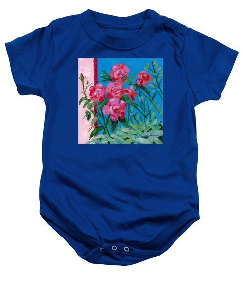 Ioannina Garden Baby Onesie