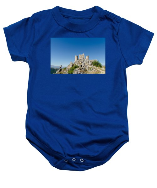 Italian Landscapes - Forgotten Ages Baby Onesie
